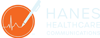 Hanes Healthcare Communications Footer Logo