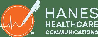 Hanes Healthcare Communications Footer Logo