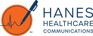 Hanes Healthcare Communications Logo