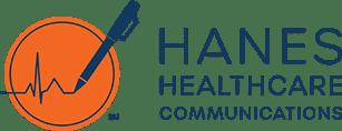 Hanes Healthcare Communications Logo